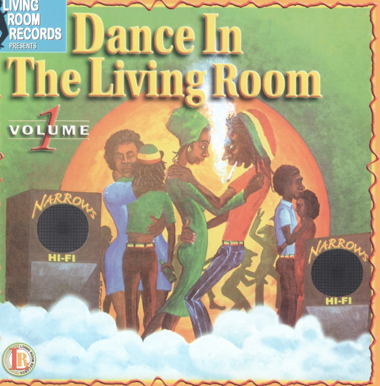 Dance In The Living Room Vol 1